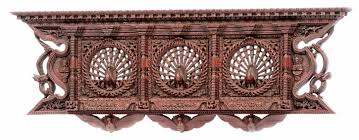 Wood Carvings in Nepal