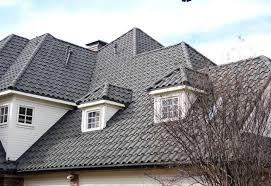 Stone Coated Roofing : A stylish roof