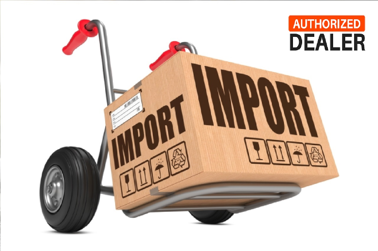 Authorized Importer