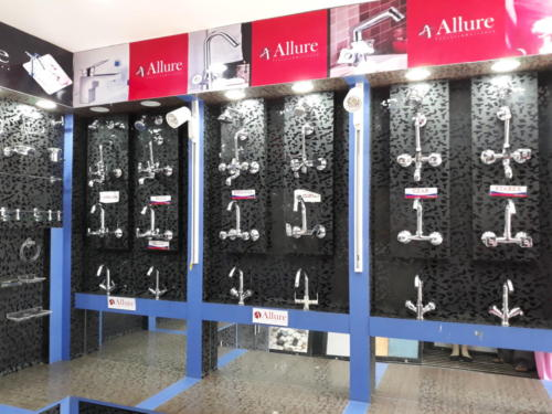 Allure Faucets at Bijeshwori Trade Link