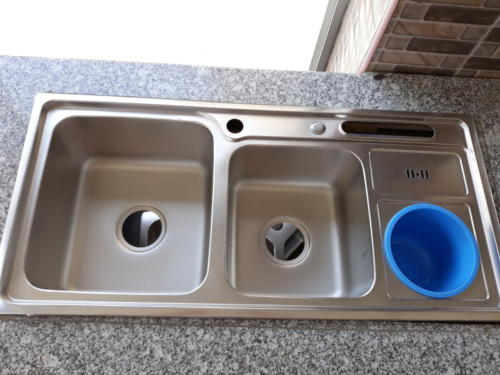 Kitchen Basins at Bijeshwori Trade Link