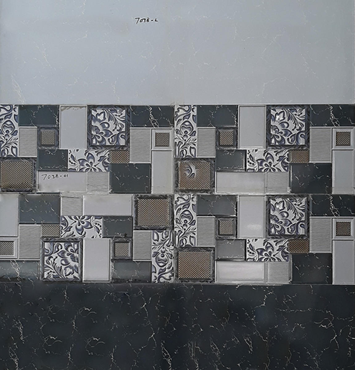 Bijeshwori Bathroom wall tiles artistic box style