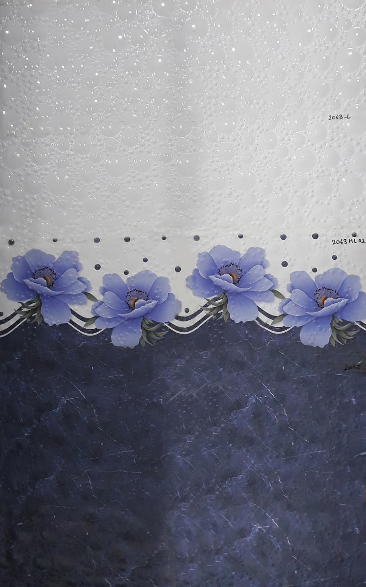Bijeshwori Bathroom wall tiles flower design 2063HL 01