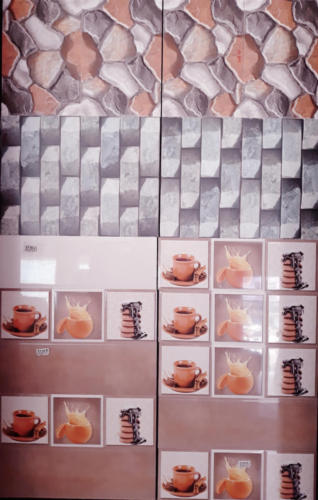 Bijeshwori Trade Link Kitchen wall tiles Mugs and tea coffe 2110-L