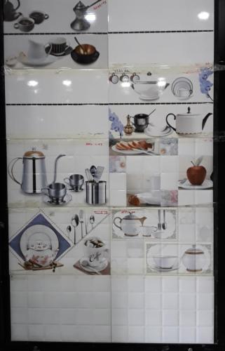 Bijeshwori Trade Link Kitchen wall tiles Tea pots  utensils 2044KI